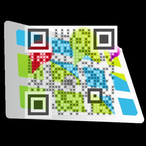 Visual QR Code Picture QR Code