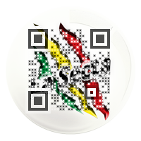 Visual QR Code custom qrcode