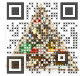 Visual QR Code qrcode design