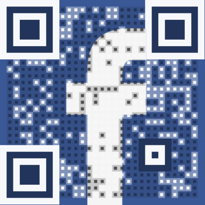 Luthien Fashion Design Facebook Page Picture QR Code
