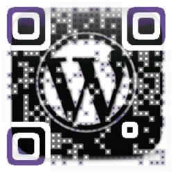 Luthien Wordpress Picture QR Code