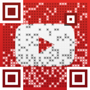 Visual QR Code - play a YouTube video!